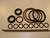 "Fox 3.0"" Four Tube Bypass Shock Viton O-Ring Rebuild Kits For 7/8"" Shaft With 2.5"" Reservoir - Click to enlarge"